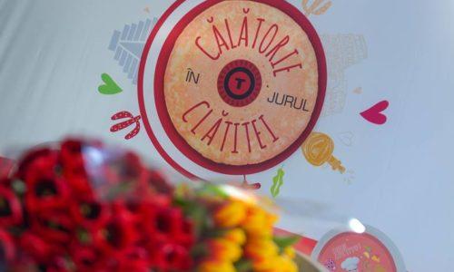 Calatorie in Jurul Clatitei – creativitate, multa distractie si premii delicioase