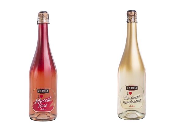 De Paste racoreste-te cu noile vinuri spumante ZAREA din colectia I Love