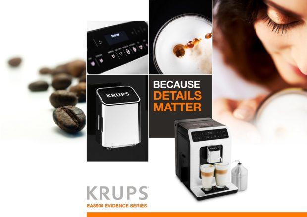 Espressorul Automat Krups Evidence