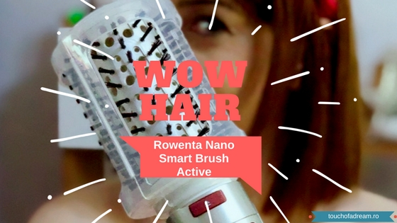 Rowenta Nano Smart Brush Active parerea mea