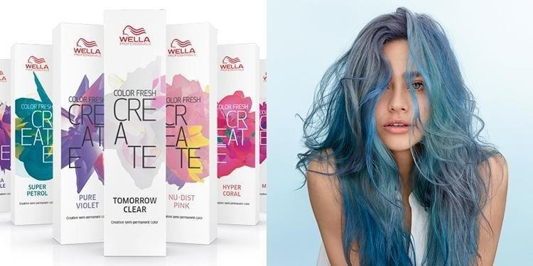 Wella Professionals lansează Color Fresh CREATE