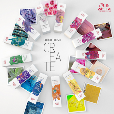 wella hair color refresh nuante