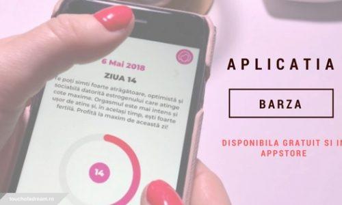 BARZA lansează aplicația care monitorizează zilnic variațiile hormonale feminine
