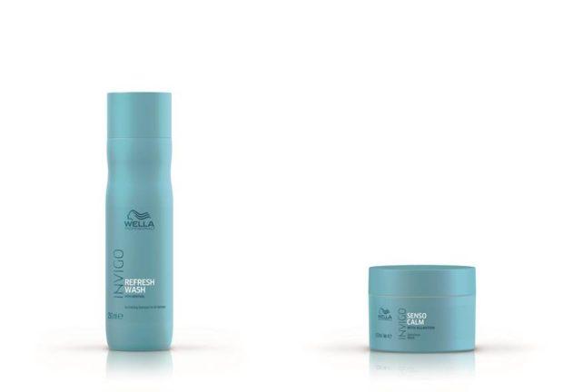 produse pentru scalp sensibil iritat
