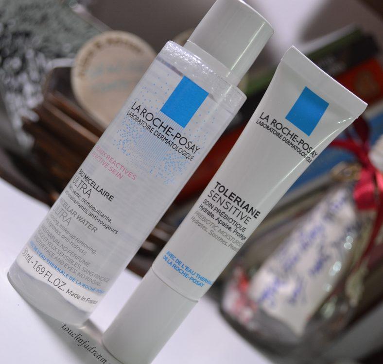 KIT GRATUIT La Roche Posay pentru piele sensibila - Toleriane Sensitive