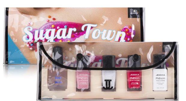 Jessica Cosmetics SUGAR TOWN
