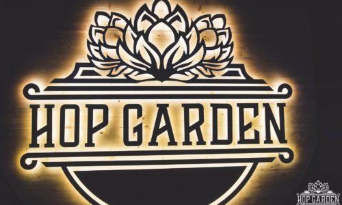Berăria HOP GARDEN, locul unde se adună iubitorii de bere, mâncare bună și muzică LIVE