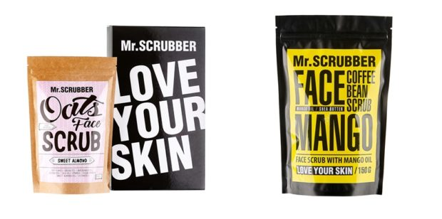 face scrub mr scrubber