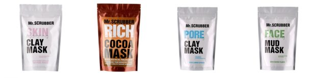 masti pudra clay mask mr scrubber
