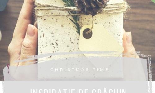 Inspirație de Crăciun. Ce cadouri accesibile oferim de sărbători