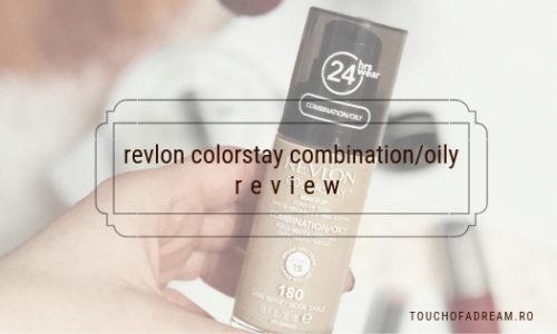 Fond de ten Revlon Colorstay – Atât de bun pe cât se spune?