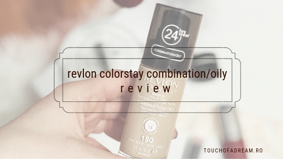 fond de ten Revlon Colorstay review