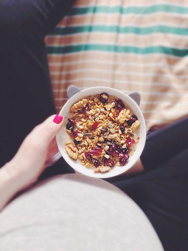 porridge granola