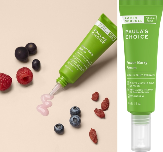 Earth Sourced Power Berry Serum paulas choice