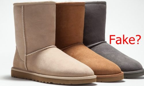 Moda UGG-urilor: false sau autentice?