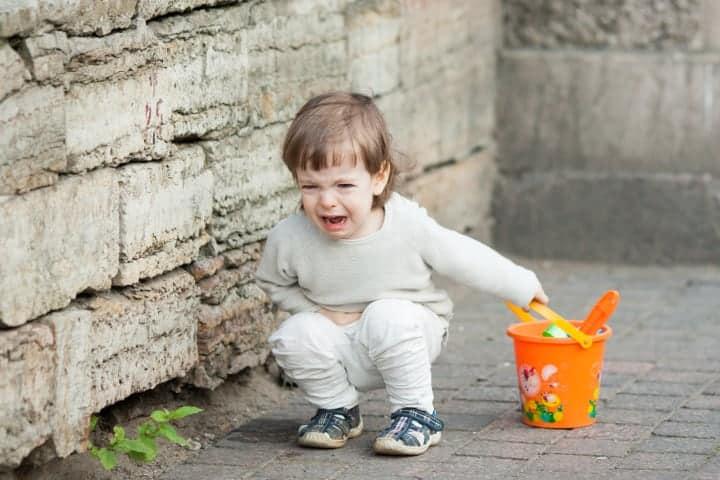 crizele de nervi ale copiilor tantrumurile